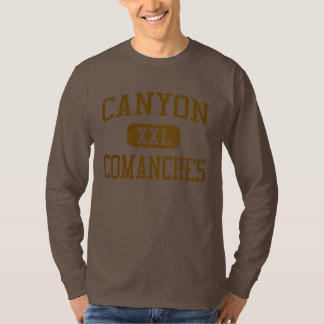 Atletismo de los Comanches del barranco Camisetas