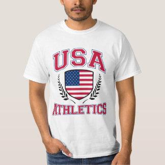 Atletismo de los E.E.U.U. Camiseta