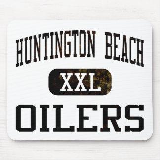 Atletismo de los engrasadores de Huntington Beach Alfombrilla De Ratón