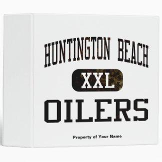 Atletismo de los engrasadores de Huntington Beach Carpeta 5 Cm