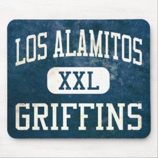 Atletismo de los grifos de Los Alamitos Alfombrilla De Ratones