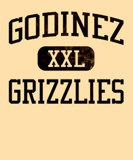 Atletismo de los grisáceos de Godinez Camisetas
