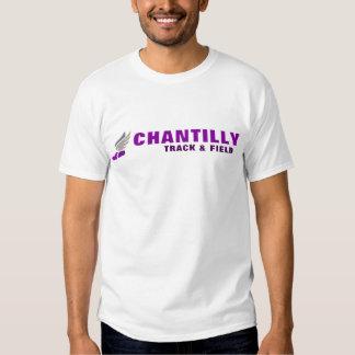 Atletismo horizontal camiseta
