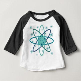 Átomo Camiseta De Bebé