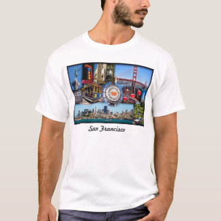 Atracciones de San Francisco Camiseta