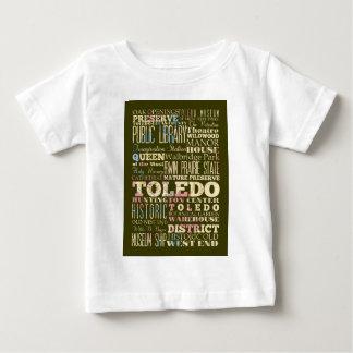 Atracciones y lugares famosos de Toledo, Ohio Camiseta