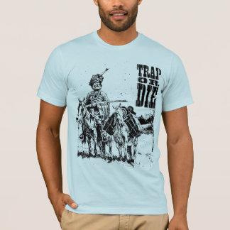 Atrape o muera - la camiseta de los hombres