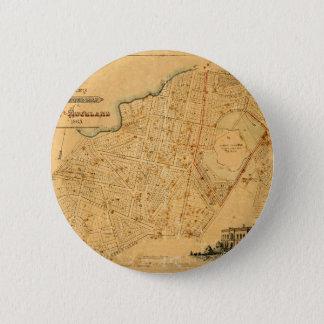 aucklandcity1863 chapa redonda de 5 cm