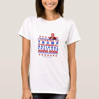 Audiolibro del triunfo camiseta