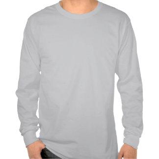 Aumente la conciencia., estigma de la lucha.:): camisetas