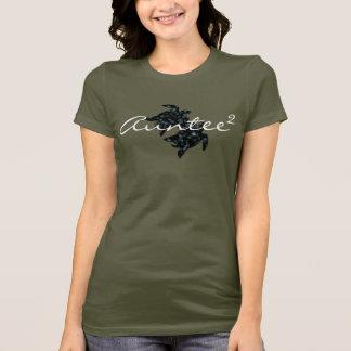 Auntee (Drk) Camiseta