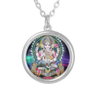 Aureola de Ganesh Colgante Redondo