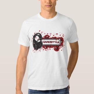 Auriculares de Hardstyle Camisas