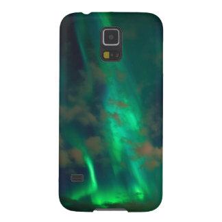 Aurora boreal, aurora Borealis Funda Galaxy S5