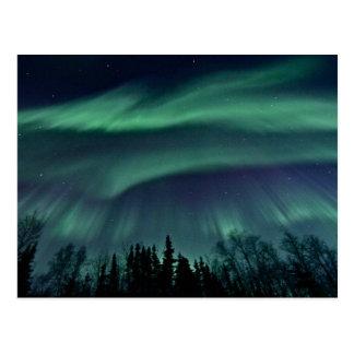 Aurora boreal de Alaska Postal