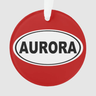 Aurora Colorado Adorno