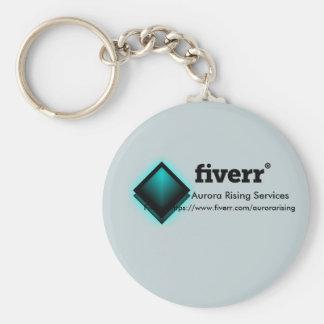 AuroraRising mantiene el llavero de Fiverr