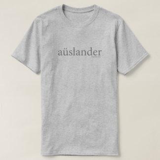aüslander camiseta