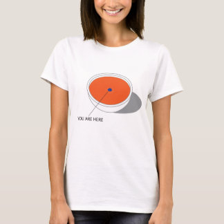 Austin - arándano en la sopa del tomate camiseta
