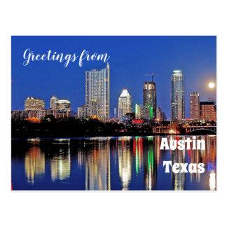 Austin Tejas --- Postal