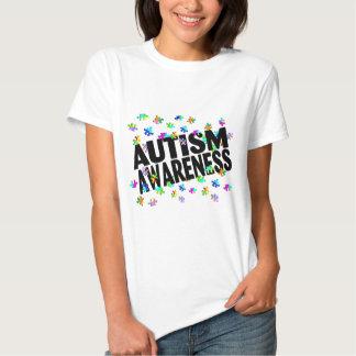 Autismo Awarness Camisetas