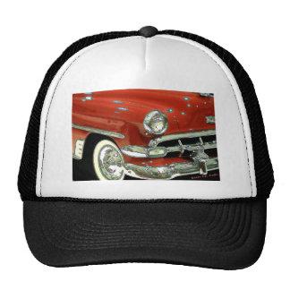Auto clásico 2 gorras