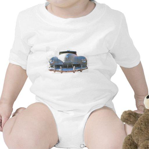 Auto clásico de Kaiser Traje De Bebé