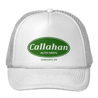 Auto de Callahan Gorras