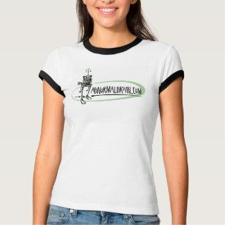 Autómata anormal camisetas