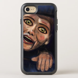 automatonophobia - maniquí de vida funda OtterBox symmetry para iPhone 8/7