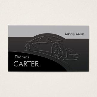 Automotriz/el competir con/tarjeta de visita del tarjeta de negocios