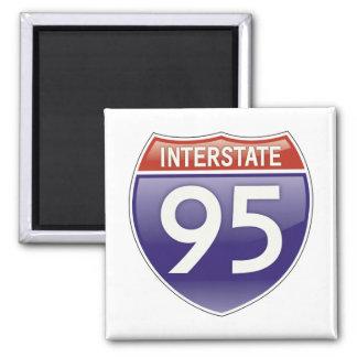 Autopista 95 imán