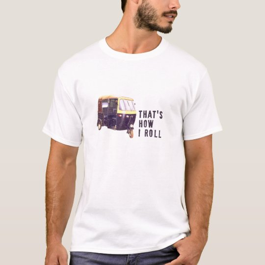 Autorickshaw Camiseta