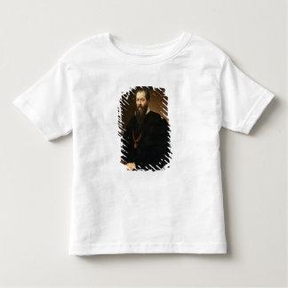 Autorretrato, 1566-68 (aceite en lona) camiseta de bebé