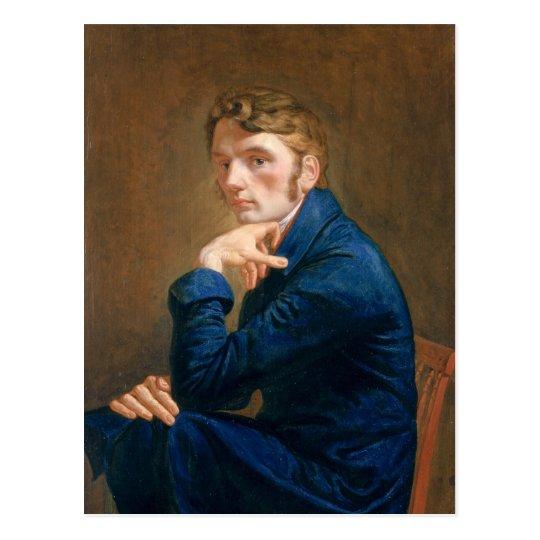 Autorretrato, 1805 postal