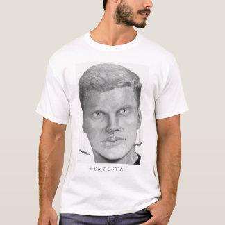 Autorretrato de Daryl Tempesta Camiseta