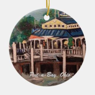 Avenida de Bayview, Poner-n-Bahía, ornamento de