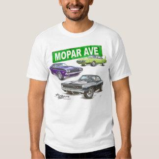 Avenida de MOPAR Camisas