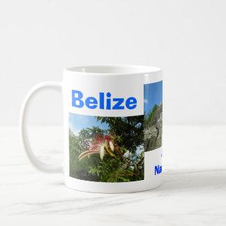 Aventura de Belice Taza De Café