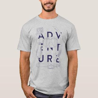 Aventura Gopro Camiseta