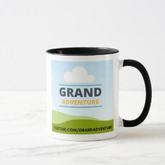 Aventura magnífica 11 onzas. taza de café