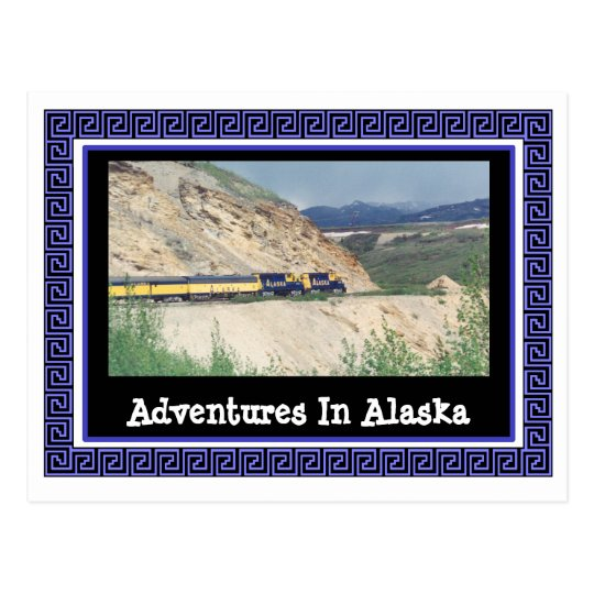 Aventuras en Alaska Postal