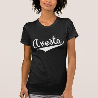 Avesta, retro, camiseta