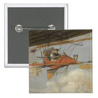 Aviador del vapor pins