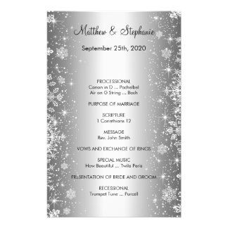 aviador elegante del programa del boda del folleto 14 x 21,6 cm
