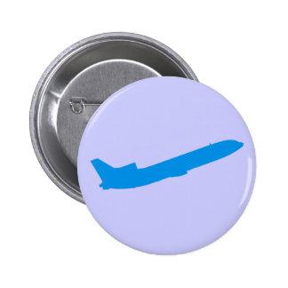 Avión airplane pins