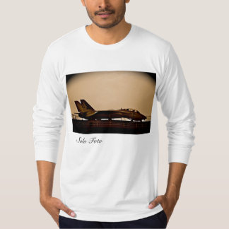 Avión de combate, Foto a solas Camisetas