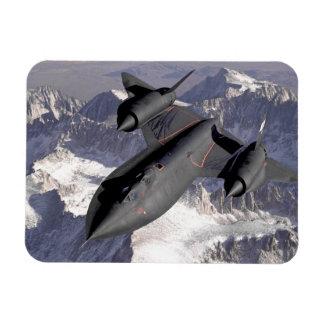 Avión de combate supersónico imán