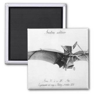 Avion III el Bat Iman De Frigorífico