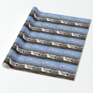 Aviones, Anchorage, Alaska Papel De Regalo